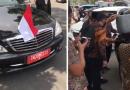 Viral : Mobil Wakil Presiden Ma'ruf Amin Kehabisan Bensin ?