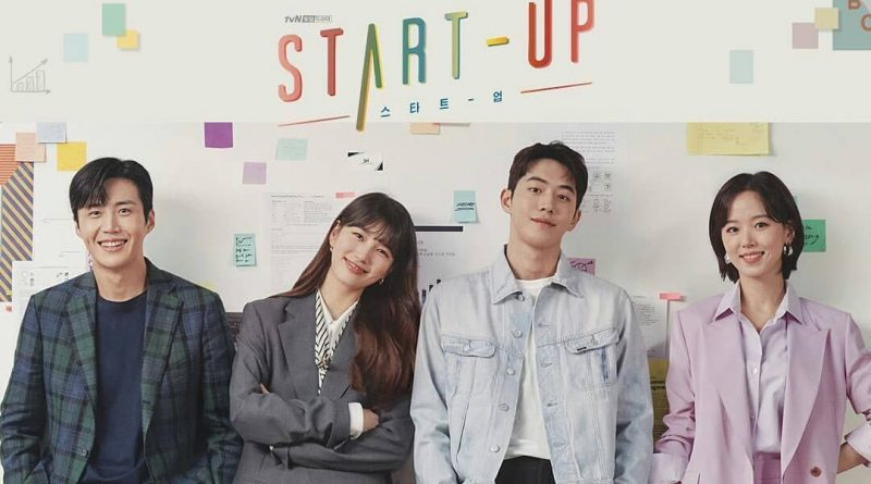 Drama Korea Start-Up, Mimpi menjadi Steve Jobs dari Korea