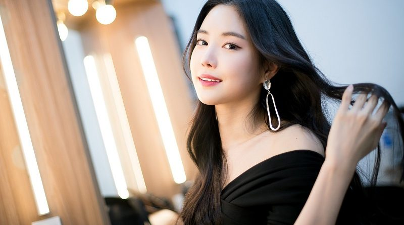 Son Naeun Apink jadi Bagian dari YG Entertainment